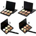 Внешний вид - 6 Colors Face Makeup Cream Contour Kit Concealer Palette Bronzer Highlighter Set