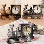 New Creative Alarm Clock Fashion Wake Up Alarm Clocks Vintage Steam NC89