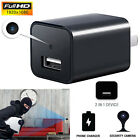 32GB 1080P USB Mini SPY Motion Hidden Wall Charger Camera US Adapter FULL HD Cam