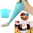 Tools Cupcake Cookie Cake Decorating Reusable Silicone Pastry Bag Icing Piping