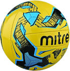 Mitre B3077 Malmo Football Training Soccer Ball Official Size 4 & 5 Yellow