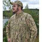M2D Camo Button Camp Shirt - NEW WITH TAGS