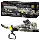 King Sport Children Kids Crossbow Set Archery Arrows Target Infrared Toy Play