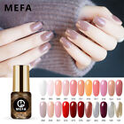MEFA 108 Color UV LED Gel Nail Polish Soak Off Pink Nude Man