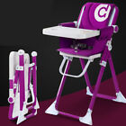 Baby High Chair Foldable Best Feeding Eating Seat Folding Baby Child Toddler
