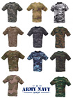 Army Navy Shop Short Sleeve Camouflage T-Shirt