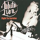 White Lion - Fight To Survive [CD New]