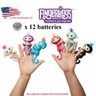 (12) Batteries for WowWee Fingerlings Monkey Unicorn Sloth Replacement Batteries