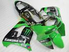Aftermarket ABS Fairing Set for Kawasaki Ninja ZX9R 98 99 Tank pad K26-G