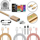 US Stock 1M 2M Magnetic Micro USB USB-C Type C Fast Charger Charging Cable Cord