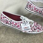 KATE SPADE KEDS Womens Floral Rose Garden Canvas Sneakers Sz 8 and 8.5 NWOB