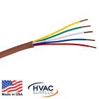 Thermostat Wire 18/5 • Choice of Length • 18 Gauge 5 Conductor • Honeywell