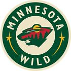 Minnesota Wild Round NHL Color Die Cut Vinyl Decal cornhole car wall $4.95 USD on eBay
