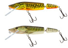 Salmo Pike Jointed Floating 11cm: Hot Pike