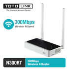 Router Wifi 300mbps Wireless Range Extender Repeater Booster Signal Network New