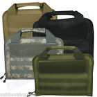MOLLE Modular Fully Padded Dual Tactical PISTOL CASE