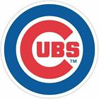 Chicago Cubs Color Die Cut Decal Car Sticker Cornhole Sizes Free Shipping