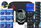 True Metrix Blood Glucose Meter Starter Kits + 610 Test Strips & Lancets
