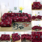 Stretch Chair Sofa Cover Protector Couch Cover Slipcover Fit For 1 2 3 4 Seater