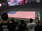 4 seats Dallas Cowboys vs Washington Redskins - 2018 SEASON - sec 409 row 10 -