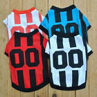 New Pet Puppy Small Dog Cat Pet Clothes Dress Vest T Shirt Apparel Clothes