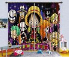 3D Anime 1513 Blockout Photo Curtain Printing Curtains Drapes Fabric Window AU