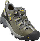 KEEN Mens Detroit Low ESD Water Resistant Soft Toe Olive ...