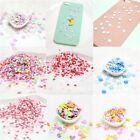 Внешний вид - 50g Polymer Clay Fake Candy Sweets Simulation Creamy Sprinkles Phone Shell Decor
