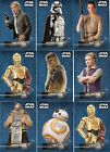 Topps 2015 Star Wars The Force Awakens Series 2 Sticker Cards #1-18  YOU-PICK $1.31 CAD on eBay