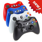 wireless game receiver - Wireless Game Remote Controller for Microsoft Xbox 360 Console + USB Receiver