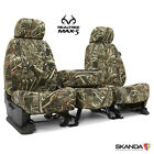Coverking Realtree Max-5 Camo Seat Covers for 2015-2018 Chevy Silverado 3500