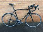 Ridley Fenix SL 10 Carbon Road Bike Dura Ace Groupse, Matt Black Fulcrum Wheels