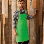 premier PR102 Apron (no pocket) full length apron, bar apron cafe / restaurant