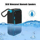 XGODY Waterproof Wireless Bluetooth Speaker4.1 Lautsprecher USB FM Radio AUX NEW