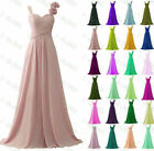 New Long Formal Prom Party Wedding Bridesmaid Evening Dress Stock Size 6-22