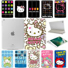 Kawaii Hello Kitty Smart Magnetic Stand PU Leather Case Cover For Apple iPad