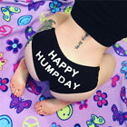 Women Funny letter Printing Low Waist Panties Thong Underpants Briefs Sexy