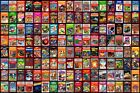 PICK THE ATARI 2600 GAMES YOU WANT FREE FAST SHIPPING ALL TESTED