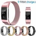 Kyпить Fitbit Charge 2 Armband Edelstahl Replacement Wrist Band Strap Watchband Magnet на еВаy.соm