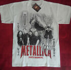 METALLICA shirt,ac/cd,slayer,Iron Maiden,Megadeath,rammstein,ozzy, fast shipping