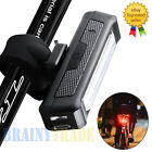 Ultra Bright Bike Light Rechargeable Rear Lamp For Safe Cycling Warning LED