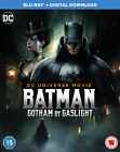Batman: Gotham By Gaslight  (Blu Ray)*PRE-ORDER FOR DELIVERY 5th Feb* <br/> Brand new &amp; sealed.PRE-ORDER FOR DELIVERY 5th  Feb