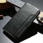 For iPhone XS MAX X 5 6 7 8 Flip Leather Men's Wallet Card Stand Case Full Cover