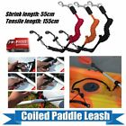 New Best Canoe Kayak Paddle Leash Safety Rod Leash Lanyard Fishing Rod Leash TR
