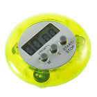 Cute Mini Round LCD Digital Cooking Home Kitchen Countdown UP Timer Alarm New PN