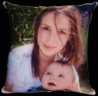 Personalised Cushion Printed Photo Gift Custom Made Large Print with Filling