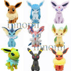 "8"" Pokemon Jolteon Flareon Glaceon Umbreon Espeon Sylveon Plush Toy Stuffed Doll"