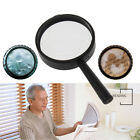Full Large Flat Page Magnifying Glass Sheet Reading Aid Lens Magnifier GDR