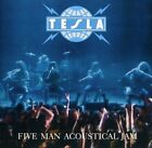 Tesla - Five Man Acoustical Jam (CD Used Like New)