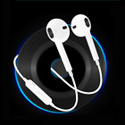 2 Pack Bluetooth Wireless Headset Earbuds with Mic Stereo Headphones Smartphone